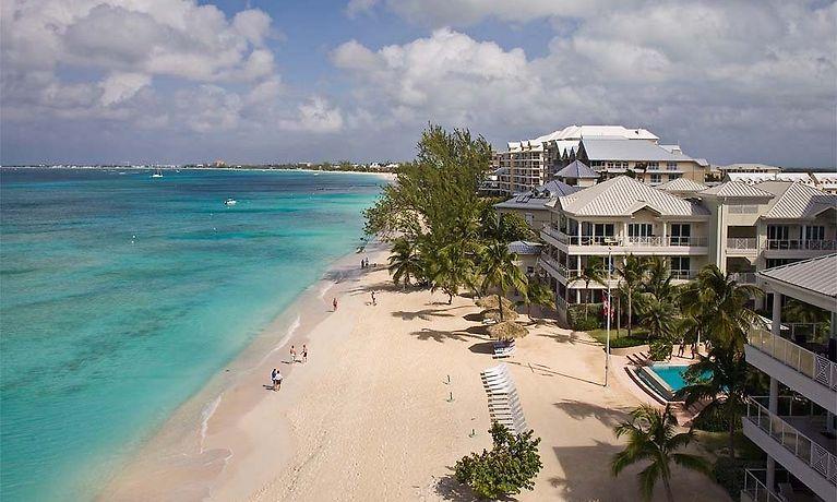 Hotel Caribbean Club Seven Mile Beach